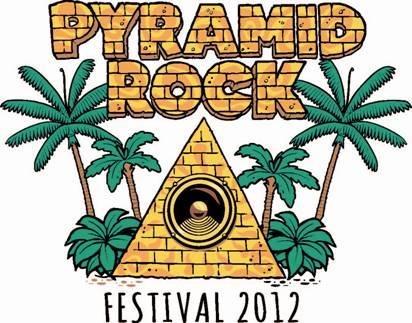 Pyramid Rock Festival 2012.