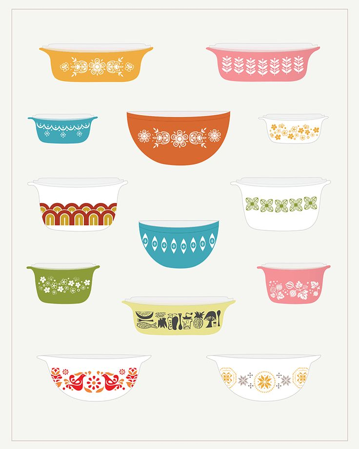 1000+ images about Pyrex on Pinterest.