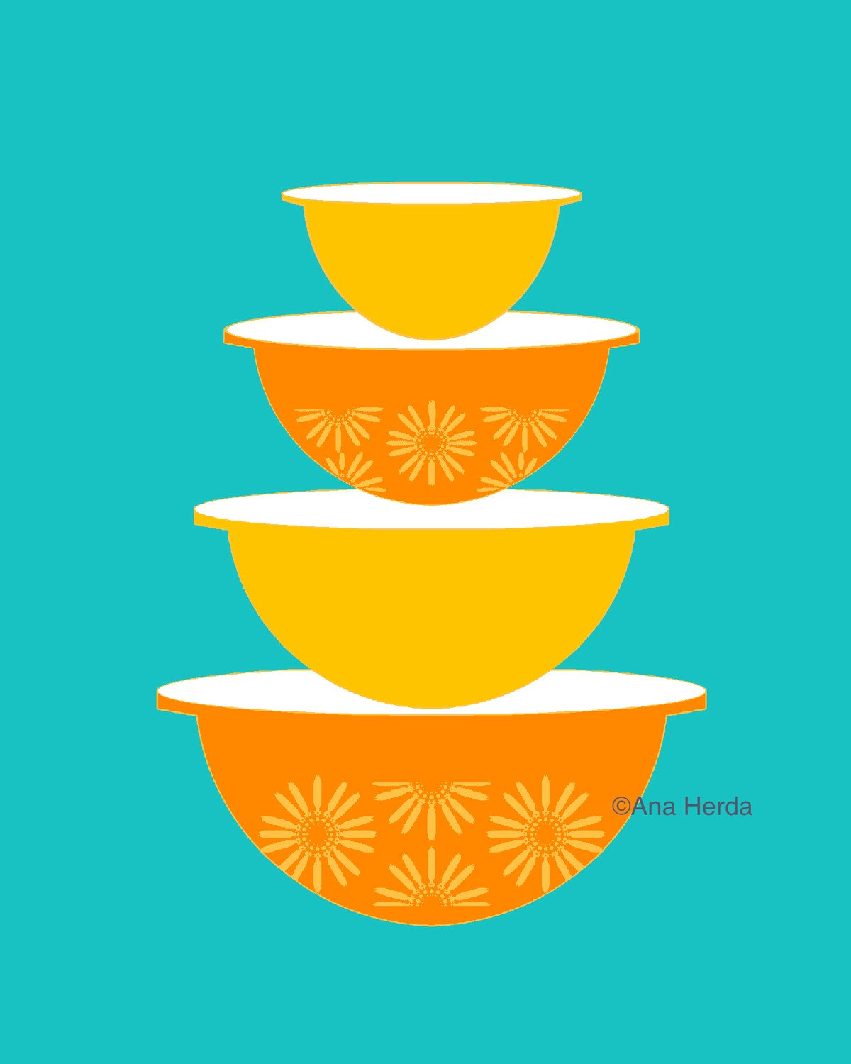 Pyrex clipart - Clipground