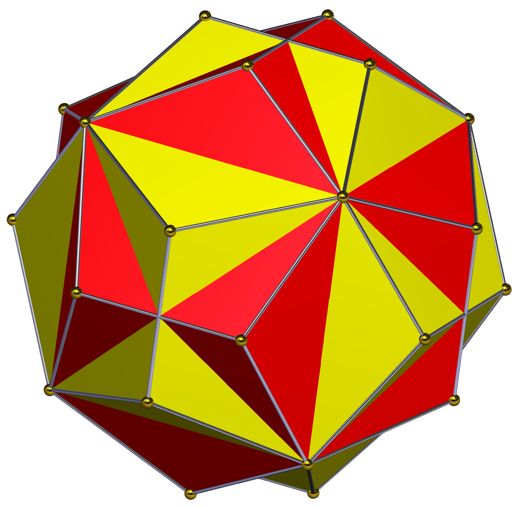 Dodecahedron.