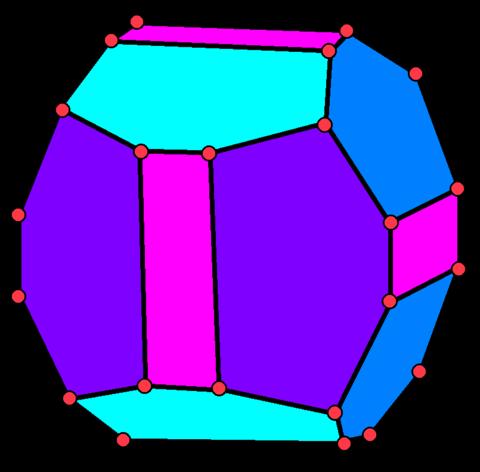 Chamfer (geometry).