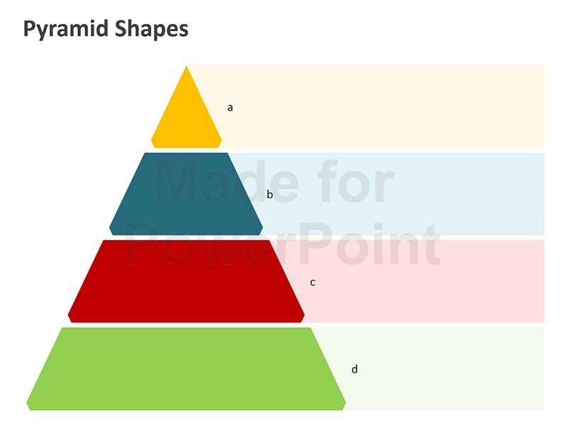 Pyramid clipart for powerpoint.
