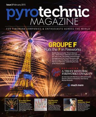 Pyrotechnic Magazine issue #5.