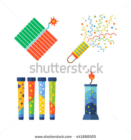 Pyrotechnic Stock Photos, Royalty.