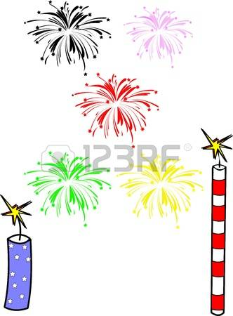 9,347 Pyrotechnic Firework Stock Vector Illustration And Royalty.