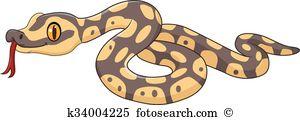 Pythonidae Clip Art Vector Graphics. 11 pythonidae EPS clipart.