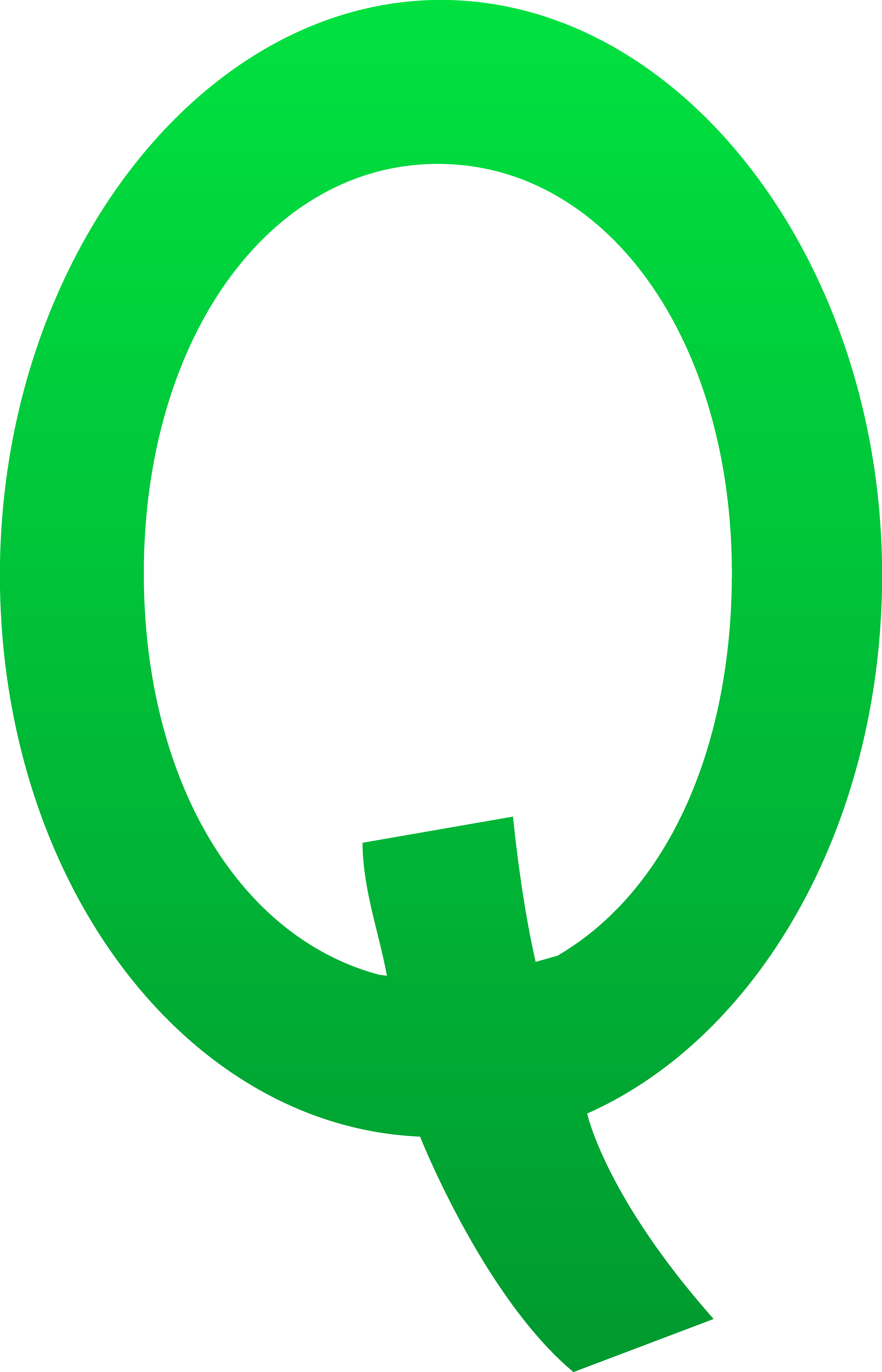 The Letter Q.