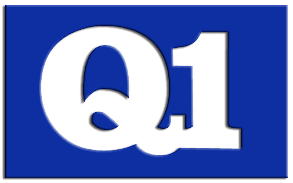 Q1 Certification Award.