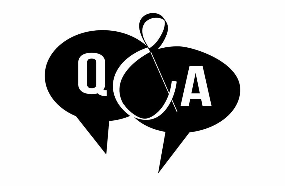 Transparent Q&a Logo Png, Transparent Png Download For Free.