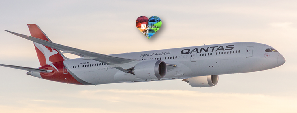 TAKE OFF with 50% Bonus Status Credits on Qantas Flights.