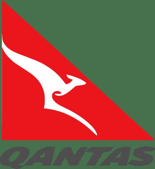 Qantas Logo transparent PNG.