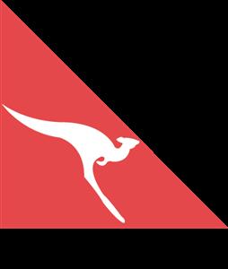 Qantas Airlines Logo Png Images.