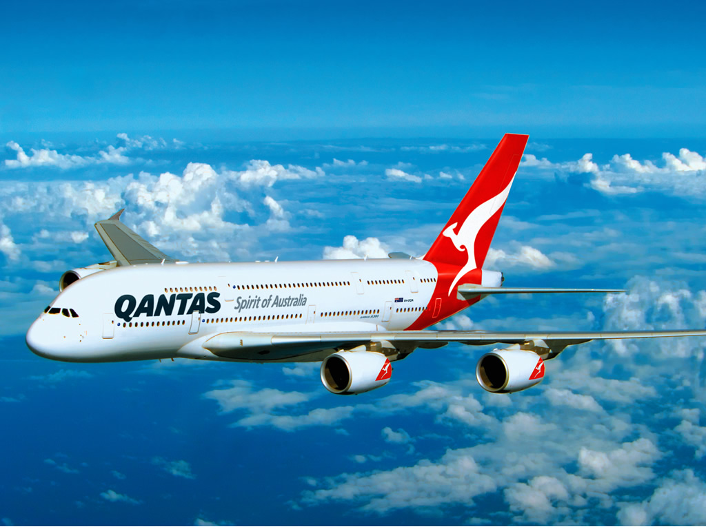 Qantas Picture Gallery.