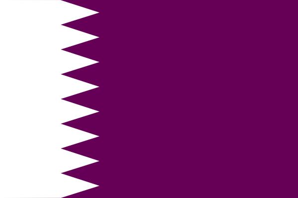Qatar clip art Free Vector / 4Vector.