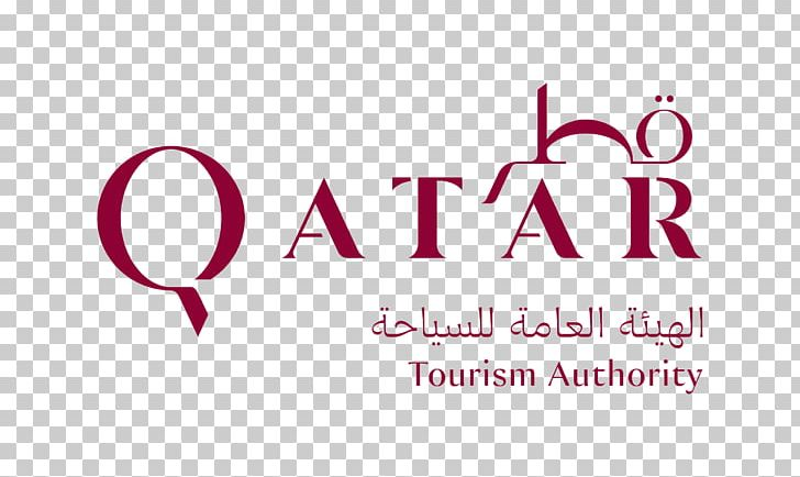 Qatar Tourism Authority Logo National Sports Day PNG.