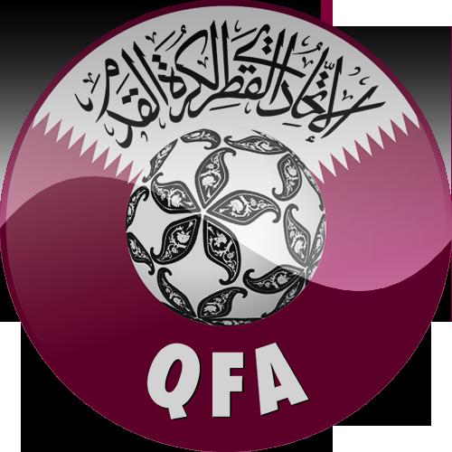 Qatar Football Logo Png.