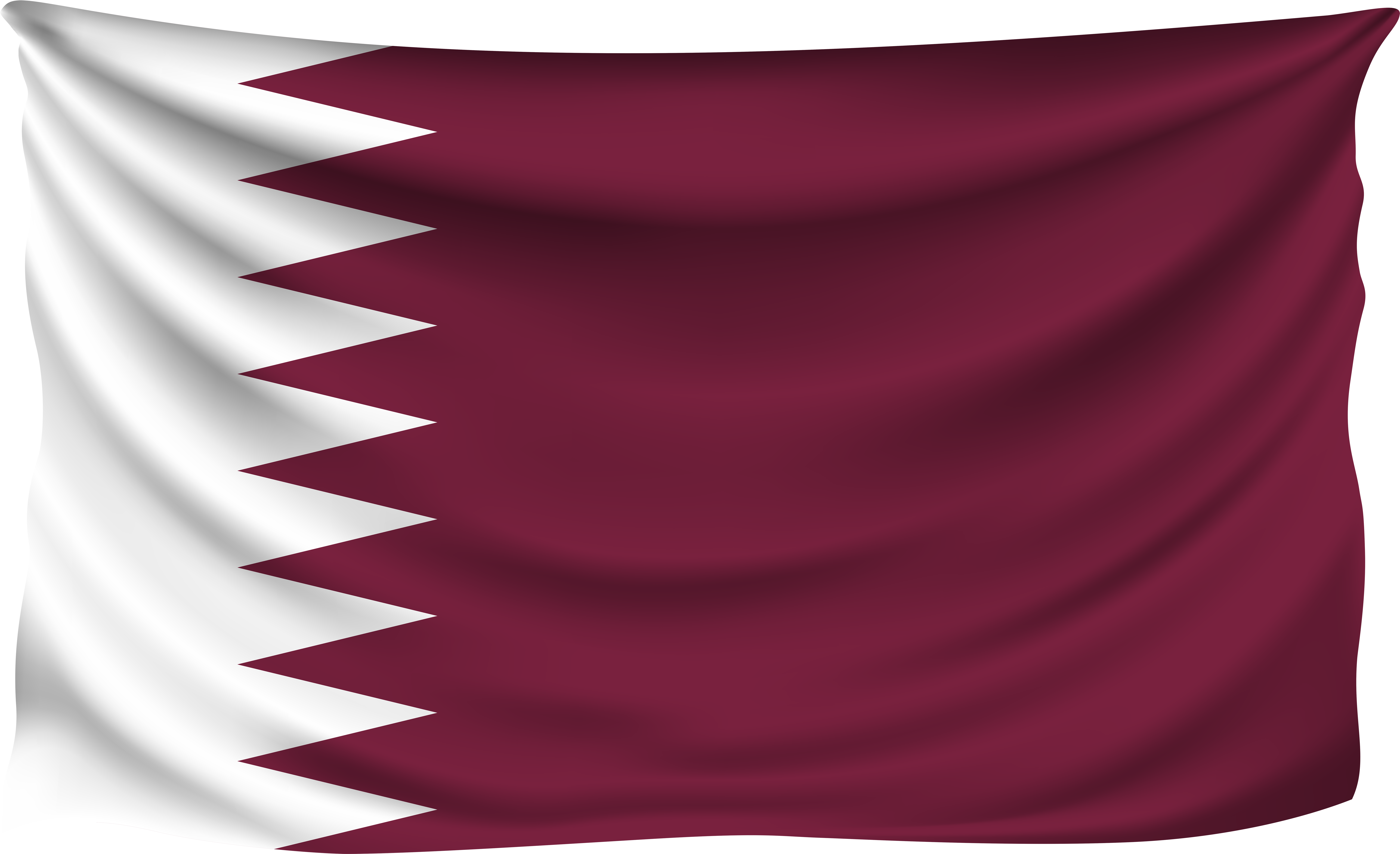 Download Flag Of Qatar Png PNG Image with No Background.