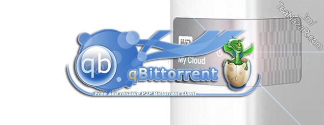 qBittorrent v3.3.4 for WD My Cloud firmware V4.