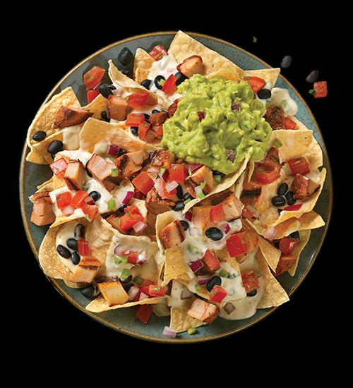 QDOBA Mexican Eats.
