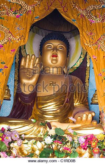Thousand Buddha Mountain Stock Photos & Thousand Buddha Mountain.