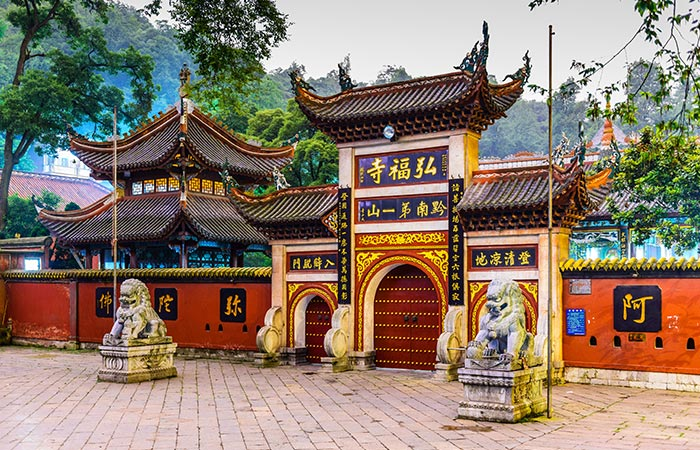 Qianling Park Guiyang China, Qianling Park Tours, Facts, History.
