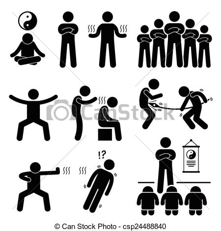 Qigong Stock Illustrations. 41 Qigong clip art images and royalty.