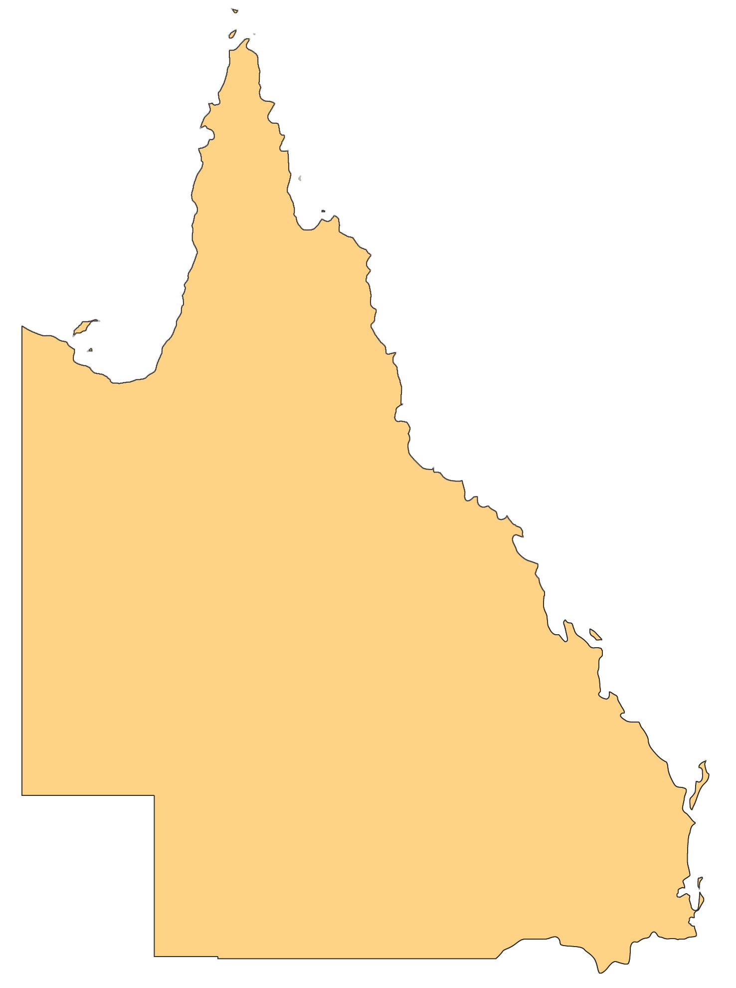 Queensland clipart.