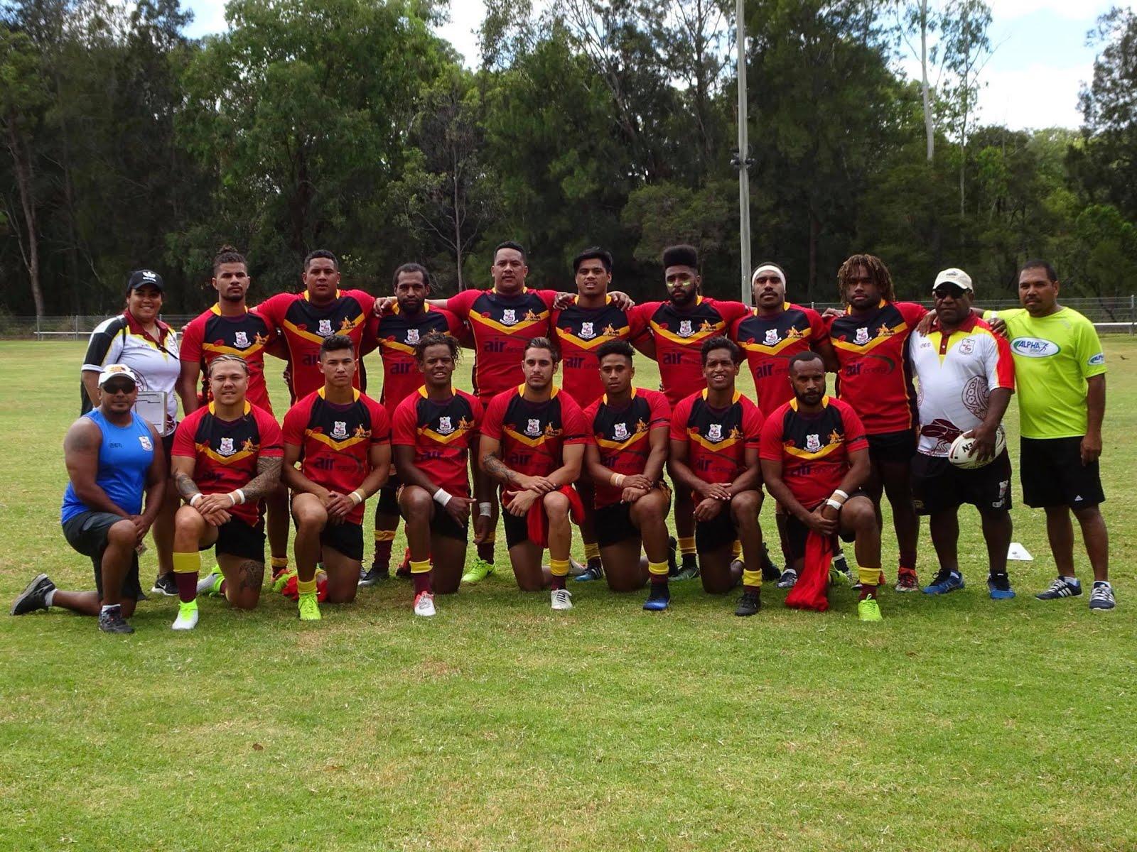 QLD PNG Kokomos shine in Cabramatta International Nines.