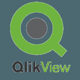 QlikView Logo.