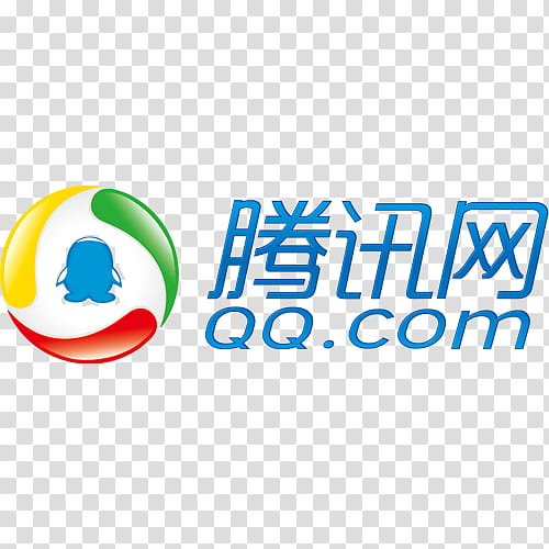 China Background, Tencent, Tencent Qq, Logo, Web Portal.