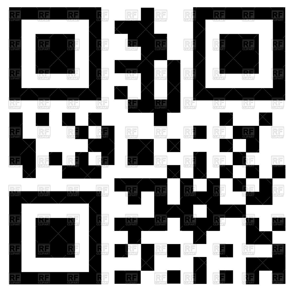 Qr code clipart 20 free Cliparts | Download images on ...