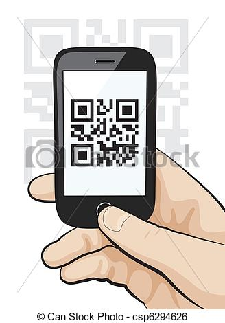 Qr code Illustrations and Clip Art. 1,879 Qr code royalty free.