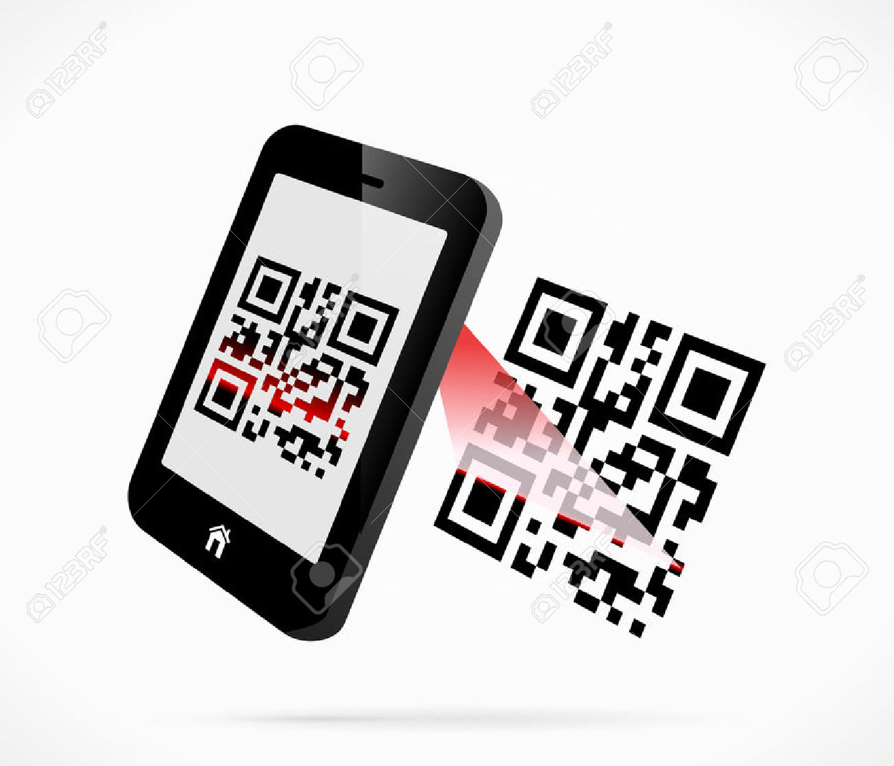 3,291 Qr Code Cliparts, Stock Vector And Royalty Free Qr Code.