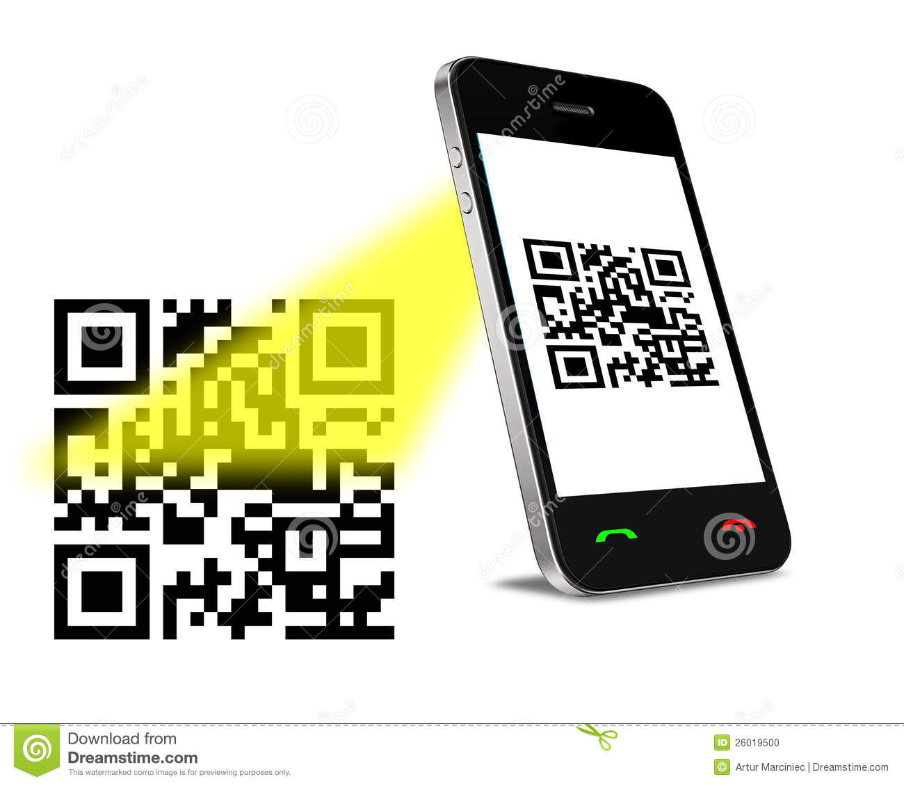 Scan Qr Code Stock Photos, Images, & Pictures.