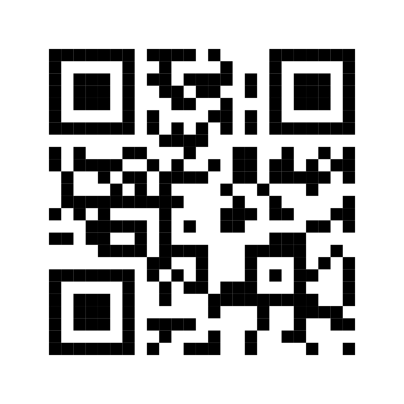 Free Clipart: Share the Openclipart QR Code.