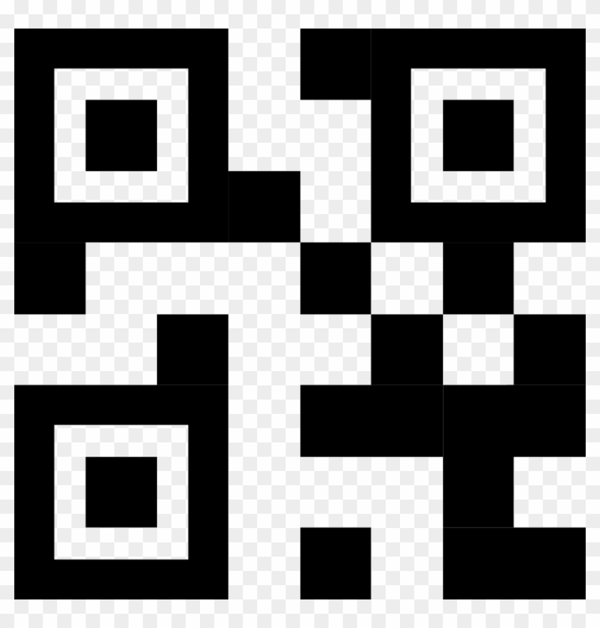 Jpg Freeuse Library Qr Code Png Icon Free Download.