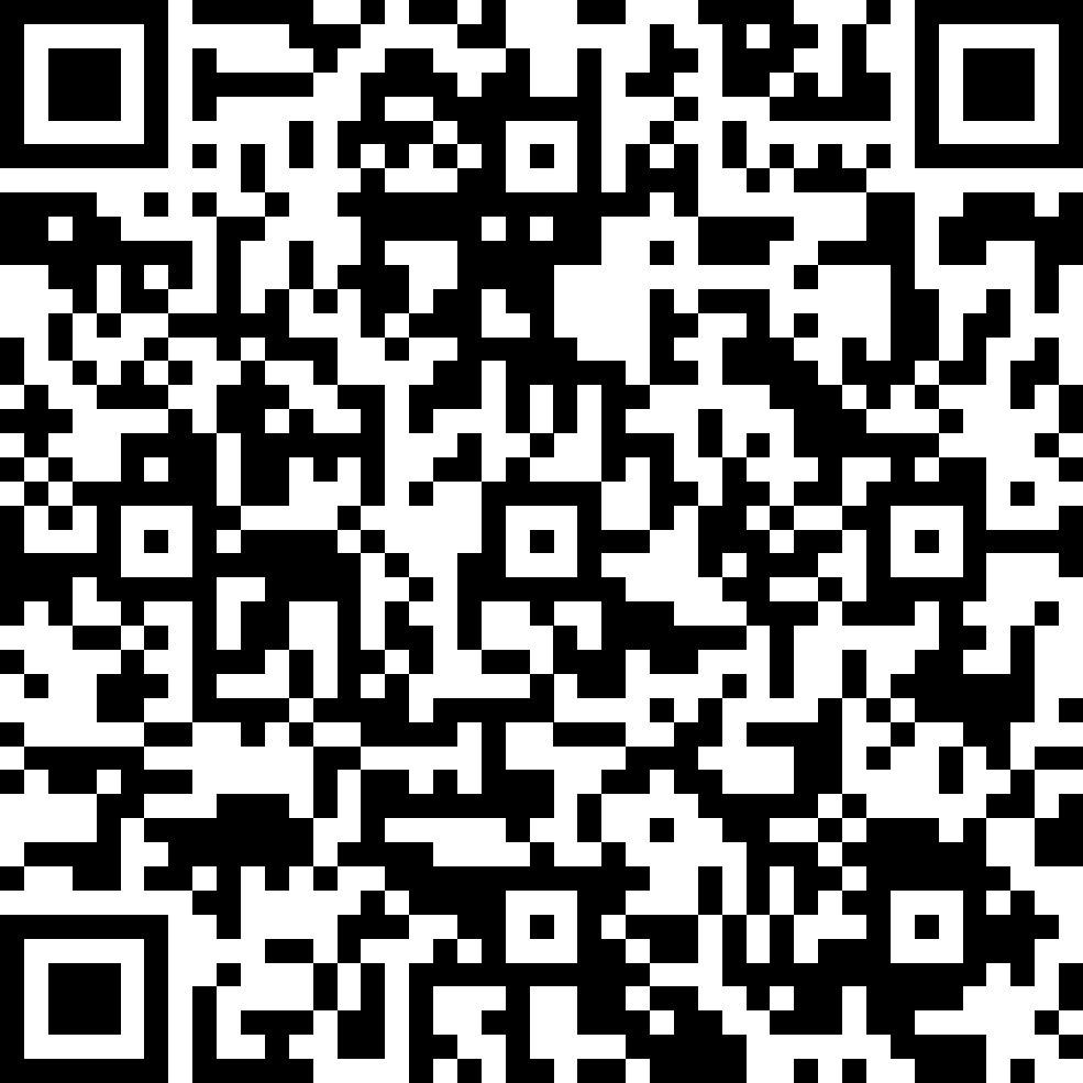 QR Code PNG Transparent Images.