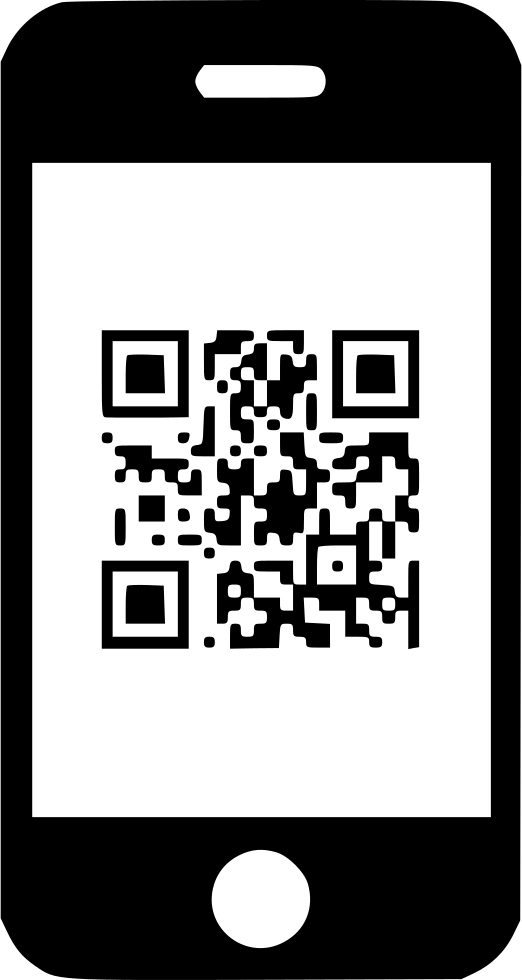 Qr Code Scan Mobile Svg Png Icon Free Download (#519023.