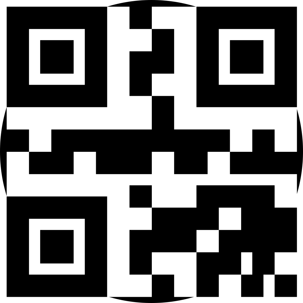 QR Code Svg Png Icon Free Download (#150639.