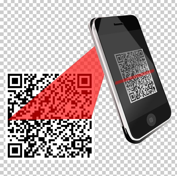 QR Code Scanner Barcode Reader PNG, Clipart, Advertising.