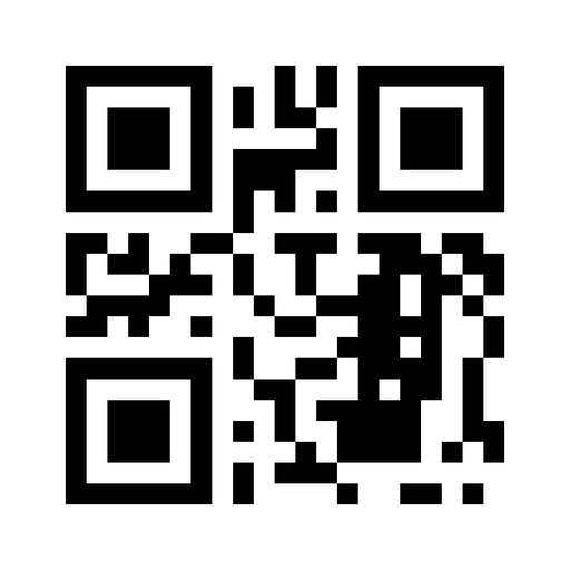 Qr code label design.