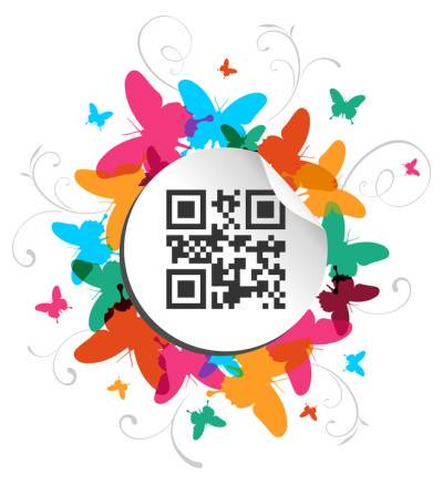 Create Designer QR Codes with Logo.