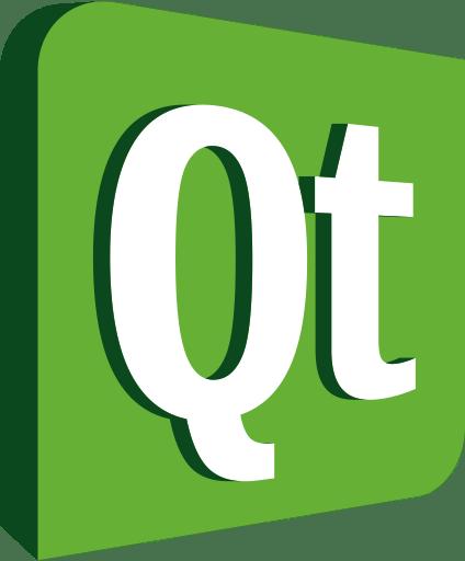 Qt Logo transparent PNG.