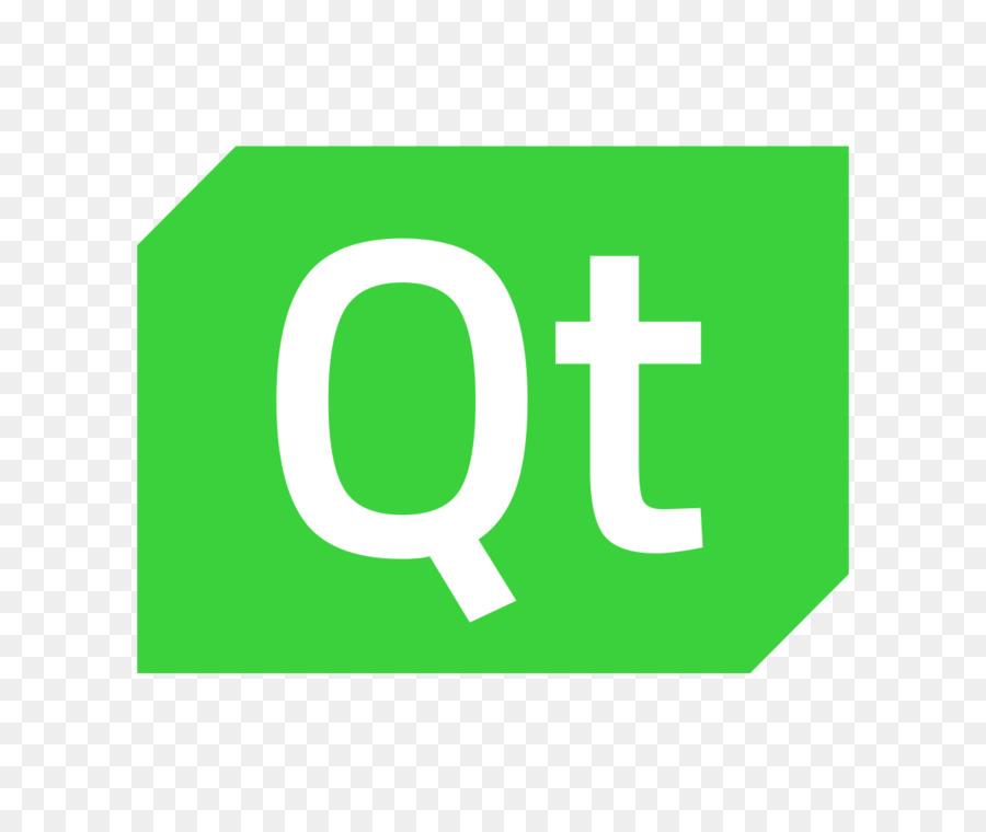 Qt Green png download.