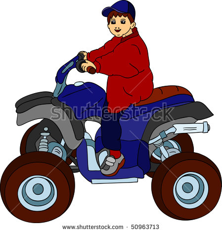 Quadbike Stock Vectors, Images & Vector Art.