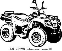 Quad Clip Art Illustrations. 897 quad clipart EPS vector drawings.
