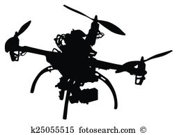 Quadcopter Clip Art Illustrations. 813 quadcopter clipart EPS.