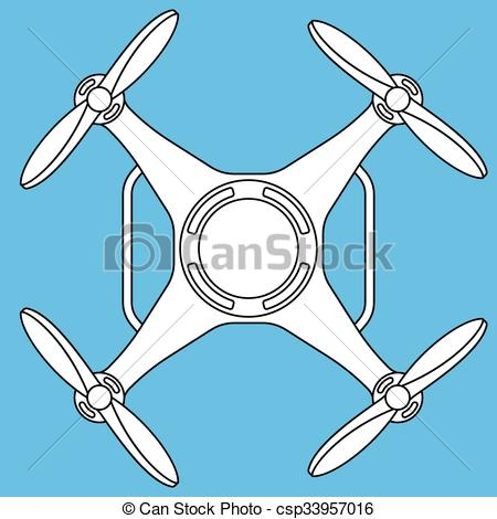 Quadcopter Clipart Vector and Illustration. 935 Quadcopter clip.