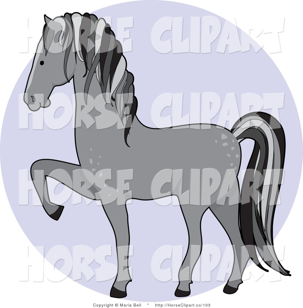 Royalty Free Quadruped Stock Horse Designs.