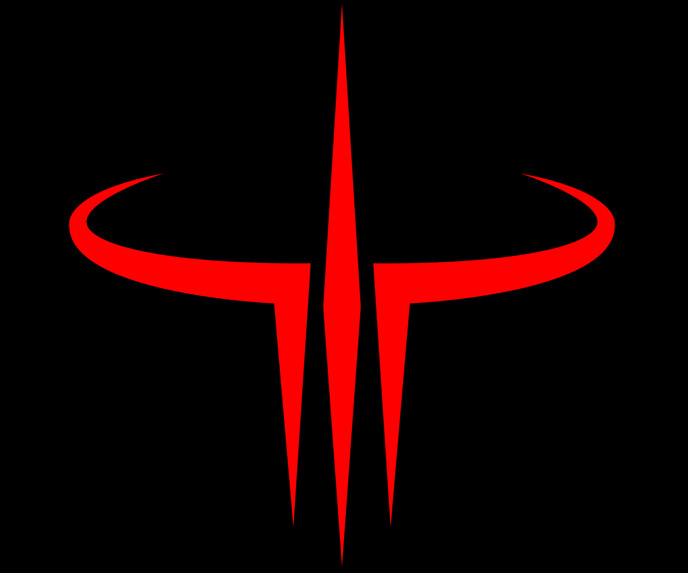 Quake 3 logo png 2 » PNG Image.
